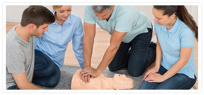 NorCal CPR Training Class Public/ Workplace